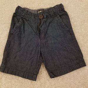 OshKosh B'gosh Boys Shorts Size 4 Light Blue